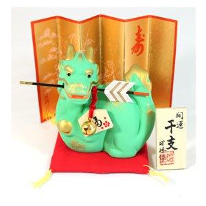 Японский талисман Дракон