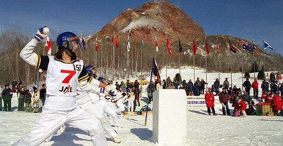 Юкигассэн (雪合戦): Как играют в снежки в Японии