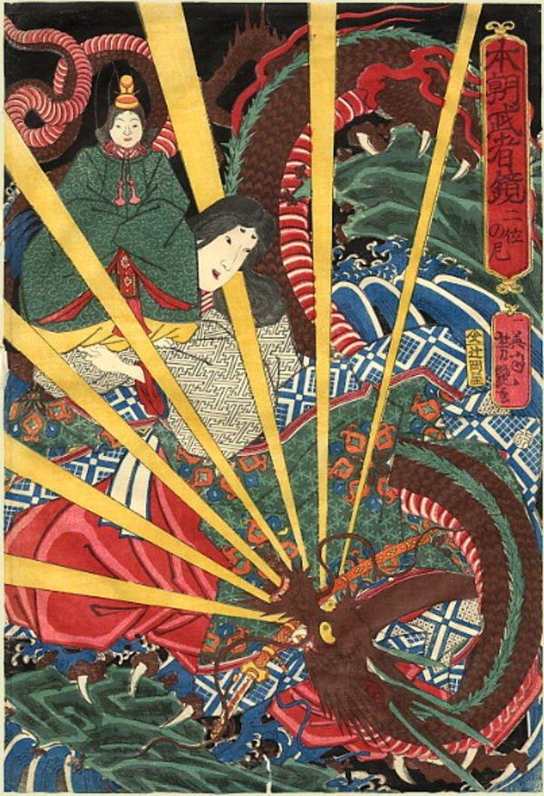 Японские драконы
